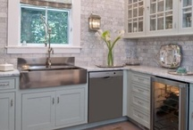 dream home :: kitchens / by Barbie
