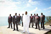Group Shots from Weddings In The Bahamas / Bahamas Wedding Group Shots. Photographed By Mario Nixon Photography
