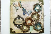 Tim Holtz Ideas / by Christine Garcia