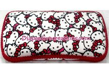Custom Travel Wipe Case BY Diaper Diva Creations