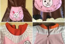 Cosplay / Costumes which I have sewed for me and my friends.