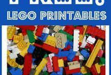 Legojuttuja