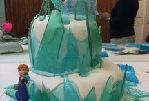 Disney Frozen theme birthday party / Frozen theme birthday party / by Victoria Zaldivar