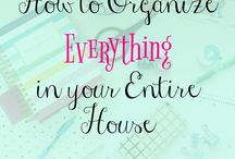 Organize in 10 weeks