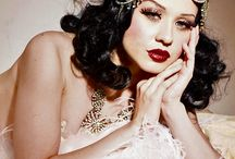 Shoot Ideas : Burlesque