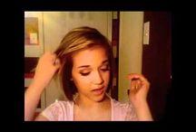 videos on styling bob haircut