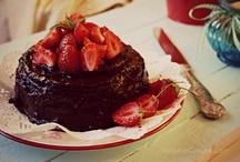 Raw and vegan desserts