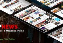 News, Newspaper and Magazine WordPress Theme