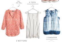 Fashion Packing Wardrobe