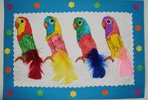 perroquets / by Joanne Charron