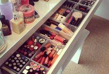 make-up opbergers