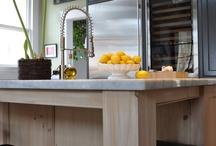 Kitchen remodel ideas!! / by Vanessa Johnson Jorgensen