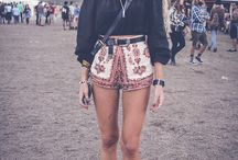 Music Festivals Fashion