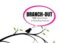 Branch-Out: THE Digital Media & Marketing Podcast / THE Digital Media & Marketing Podcast to empower, engage and energize your business (even if that business is you)!   Find us on iTunes and SoundCloud!  You can also follow us on Facebook: http://www.Facebook.com/branchoutpodcast