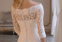 Haniel Szalon / Wedding Dress Shopping for Thursday: