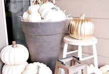 Fall Front Porch Decor Ideas