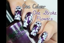 nailart one stroke