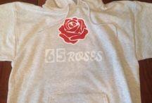 65  Roses Clothing by Sebastian Sharpe
