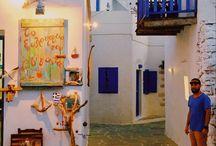 Scegliere un'isola greca