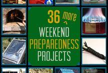 Emergency ideas / Getting prepared ideas