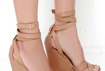 Wedges, flat, shoes, sneakers, ..
