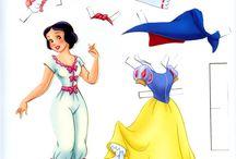 vestire principesse