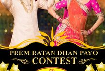 Prem Ratan Dhan Payo With Haldiram / Play the Contest and get a chance to attend a movie event.