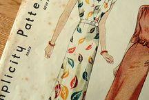 Vintage Fashion 40s & 50s