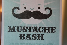 Mustache and Bow Tie Party