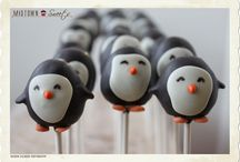 Penguin-palooza / by Andréa Fernandes