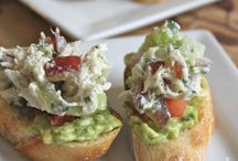 Appetizers and Hors d'oeuvres
