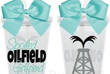 Oilfield Life / by Kristen Wierzowiecki