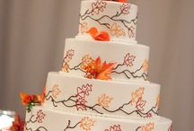 wedding cakes / by Kathleen Rose