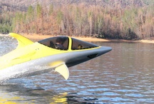 Unique Boats! / The Hot Tub Boat is the first of it's kind, patent-pending self propelled and heating vessel hot tub. Check out some other unique boats!