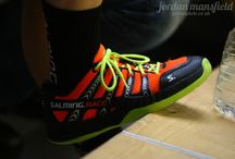 Salming Squash Shoes / by Squash Source