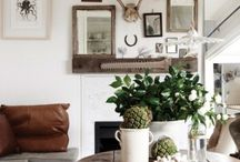 Styling with flowers and foliage