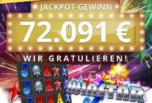 Casino Nachrichten / Neuigkeiten aus der online Glückspiel-Welt. Immer aktuell und schonungslos :-)