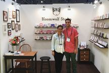 National Stationery Show Booth 2016 / Pictures from our NSS booth! This was our first time attending and we had a great time!