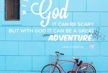 Scripture and Quotes / by Cassandra Turner