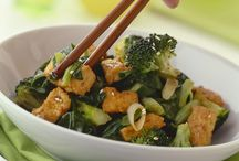 Tofu Gerichte