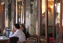 Cafe Florian / Beautiful classic caffe in venezia, Italia