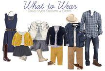 Fall 2016 Mini Session Clothing Ideas