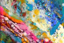 Encaustic  / by Willowing Arts Ltd