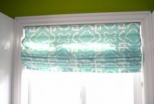 make Roman Shades & Curtains