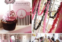 Girly Birthday party themes / by Julie Gleed