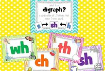 Digraphs & Blends