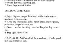 Training/conditioning