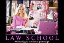 Law School <3 / by Rebecca Grove