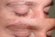 3D Eyebrows / Never fill in your brows again with our semi-permanent eyebrow tattoos! We do men's brows too! See our cosmetic tattooing company's website for more information regarding this service: cosmetictattoocenter.com