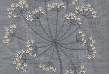 vyšívání / embroidery